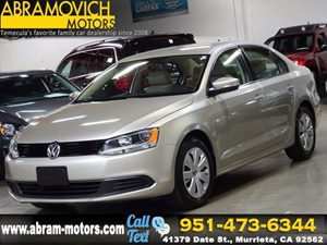 View 2014 Volkswagen Jetta Sedan