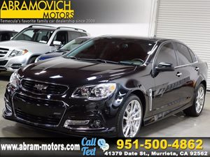 View 2015 Chevrolet SS - ONLY 9K MILES - NAVI - BLIND SPOT -