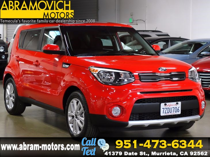 Sold Kia Soul ONLY K MILES REAR VIEW CAMERA BLUETOOTH - 2018 kia soul invoice price