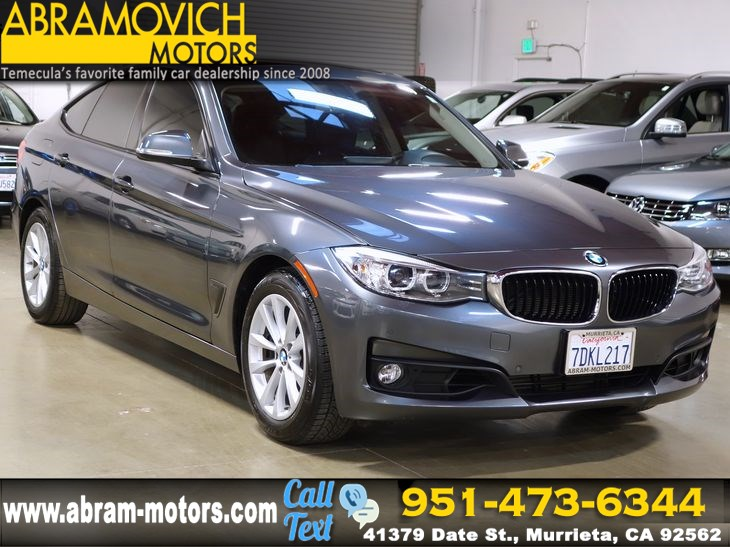 Sold BMW Series Gran Turismo I XDrive AWD NAVIGATION - Bmw 3 series 2014 price