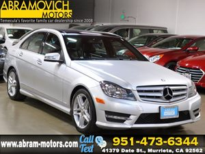 View 2013 Mercedes-Benz C 350