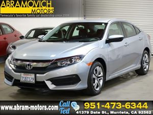 View 2016 Honda Civic Sedan