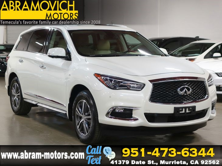 Sold INFINITI QX ADAPTIVE CRUISE ONLY K MILES In Murrieta - Infiniti qx60 invoice