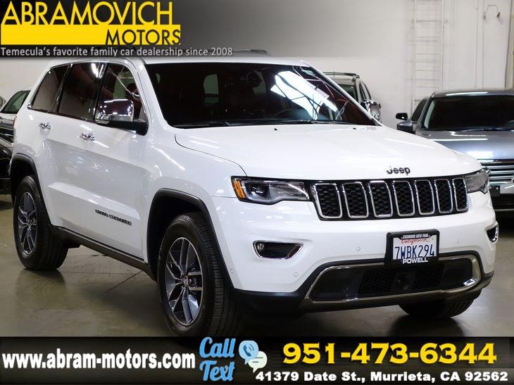 Sold Jeep Grand Cherokee Limited FRESH TRADEIN NAVI BLIND - Grand cherokee invoice price