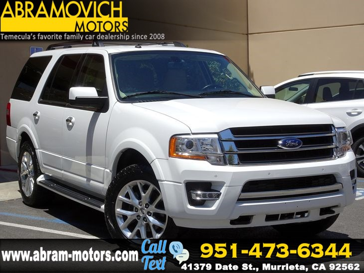 Sold Ford Expedition Limited BACKUP CAMERA NAVI BLUETOOTH - Ford expedition invoice price