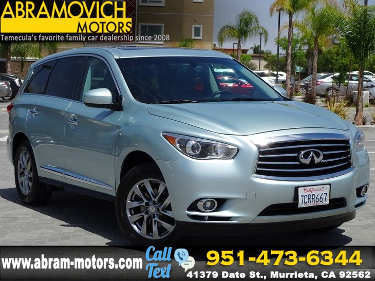Used INFINITI QX BACKUP CAMERA BLUETOOTH PRICED TO SELL - Infiniti qx60 invoice