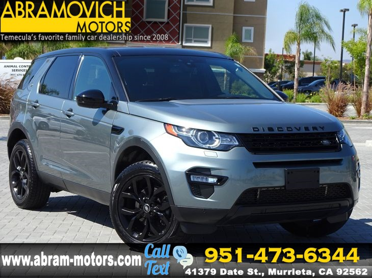 2016 Land Rover Discovery Sport HSE - 1 OWNER - LEASE RETURN