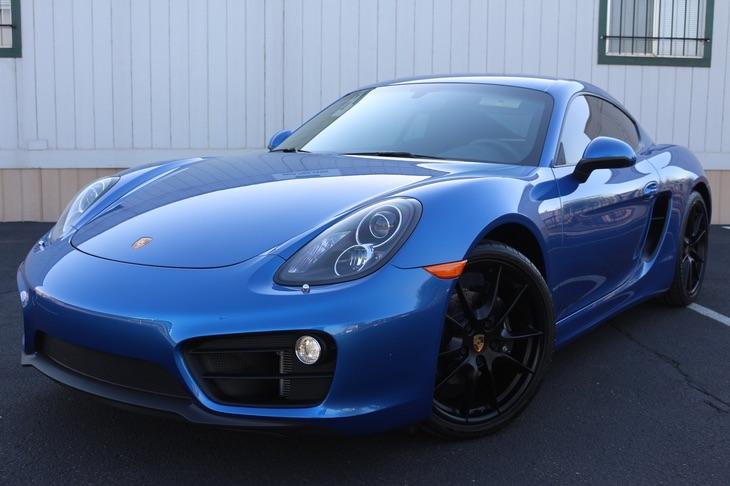 Sold Porsche Cayman In Phoenix - Porsche cayman invoice price