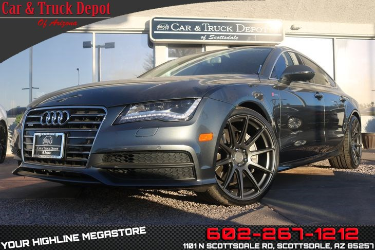 Sold Audi A Prestige In Scottsdale - Audi a7 invoice price