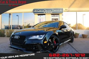 View 2014 Audi RS 7