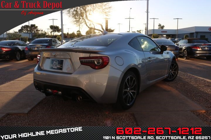 Sold Toyota In Scottsdale - Toyota 86 invoice price