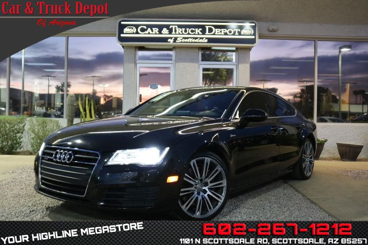 Sold Audi A Premium Plus In Scottsdale - Audi a7 invoice price