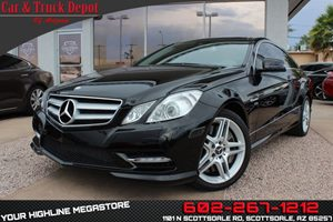 View 2012 Mercedes-Benz E 550
