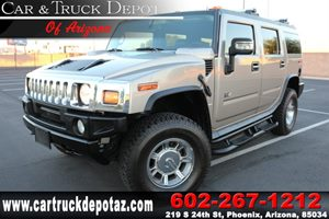 View 2005 HUMMER H2