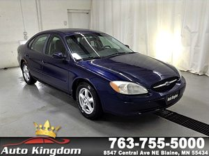 View 2001 Ford Taurus