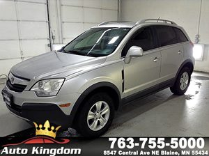 View 2008 Saturn VUE