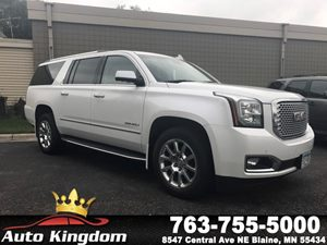 View 2016 GMC Yukon XL