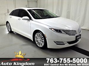 View 2015 Lincoln MKZ