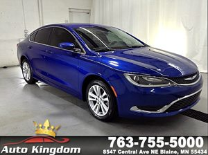 View 2016 Chrysler 200
