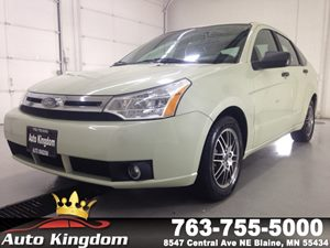View 2010 Ford Focus
