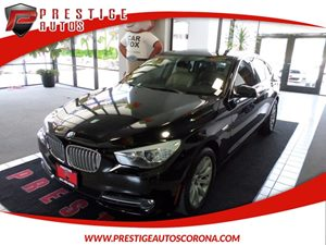 View 2015 BMW 5 Series Gran Turismo