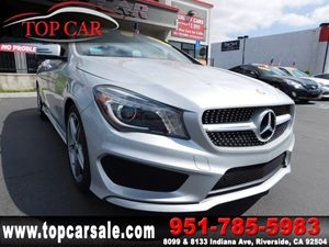 View 2014 Mercedes-Benz CLA 250