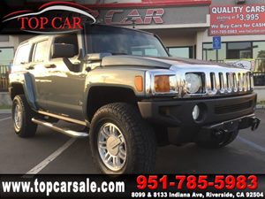 View 2007 HUMMER H3