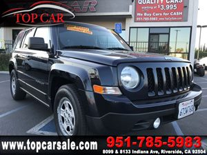 View 2011 Jeep Patriot