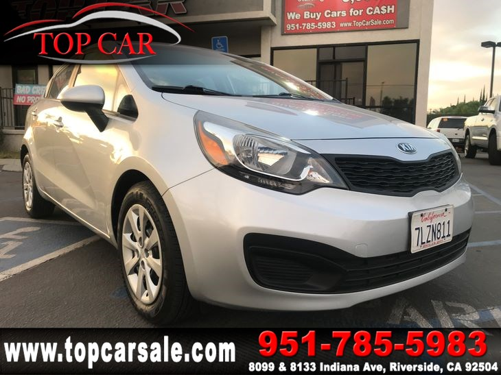 Cool Sold 2015 Kia Rio Lx In Riverside Ncnpc Chair Design For Home Ncnpcorg