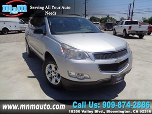 View 2010 Chevrolet Traverse