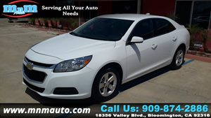 View 2016 Chevrolet Malibu Limited