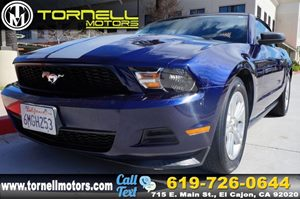 View 2011 Ford Mustang