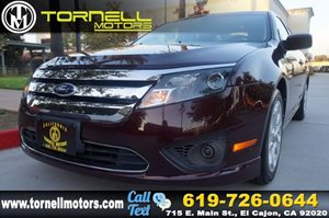 View 2011 Ford Fusion