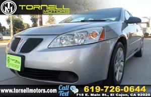 View 2007 Pontiac G6