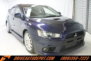 View 2013 Mitsubishi Lancer Evolution