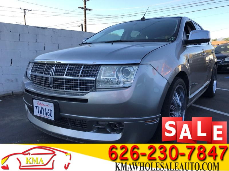 Used Lincoln MKX In South El Monte - What is the invoice price on a car online vapor store