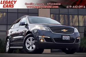 View 2014 Chevrolet Traverse