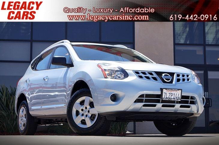 Sold 2015 Nissan Rogue Select S In El Cajon
