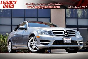 View 2012 Mercedes-Benz C 350