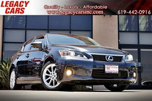 View 2011 Lexus CT 200h