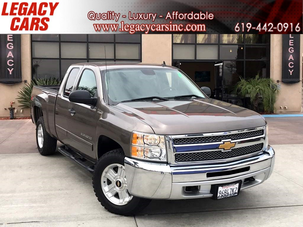 2012 chevy silverado z71 4x4 towing capacity