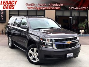 View 2015 Chevrolet Tahoe