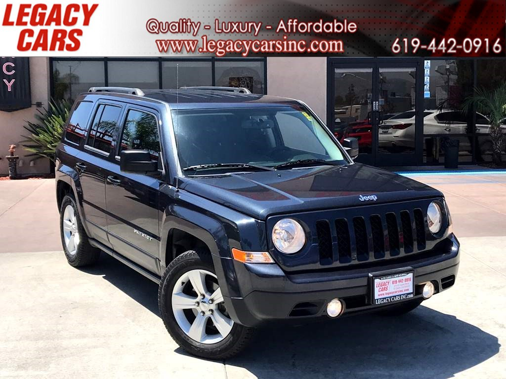 2014 Jeep Patriot Latitude AUTOMATIC W/2 4L ENGINE - Legacy Cars