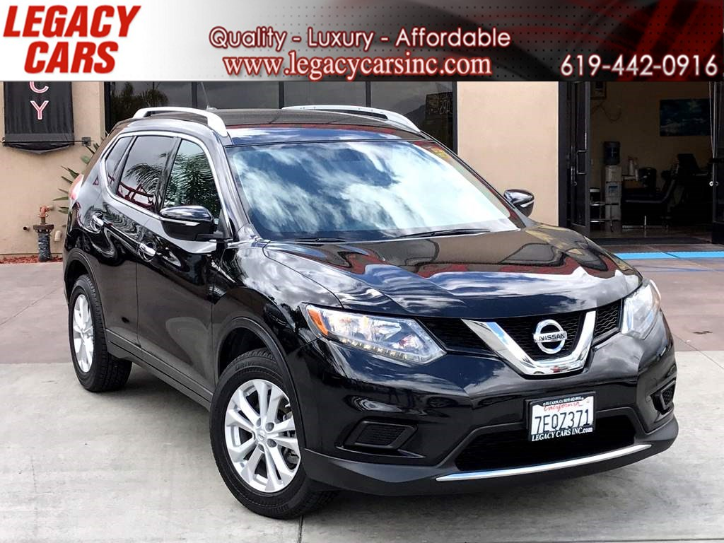 Nissan Rogue 3Rd Row >> Sold 2014 Nissan Rogue Sv 1 Owner W 3rd Row Back Up Camera