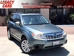 View 2011 Subaru Forester