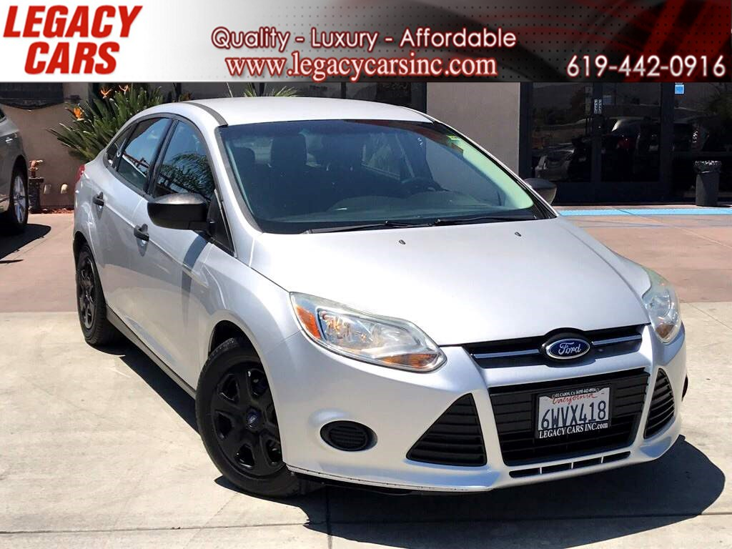2012 Ford Focus S Legacy Cars