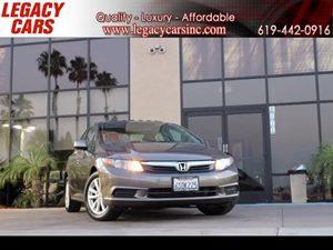 View 2012 Honda Civic Sdn