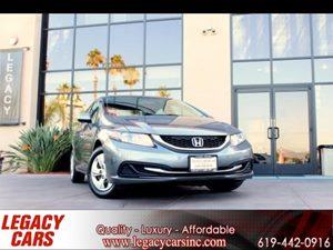 View 2013 Honda Civic Sdn