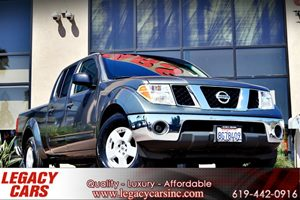 View 2007 Nissan Frontier