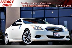 View 2008 Infiniti G37S SPORT COUPE